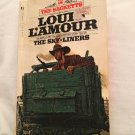 THE SKY LINERS - THE SACKETTS #12 BY LOUIS L'AMOUR IN SOFT COVER - FREE SHIPPING