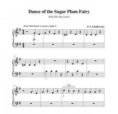 Tchaikovsky - Dance of the Sugar Plum Fairy