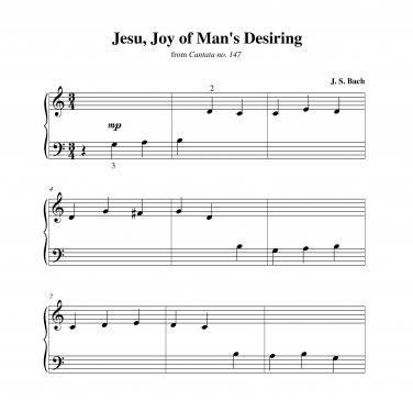 Bach - Jesu, Joy of Man�s Desiring