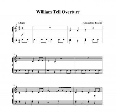 Rossini - William Tell Overture