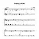 Mozart - Papageno's Aria