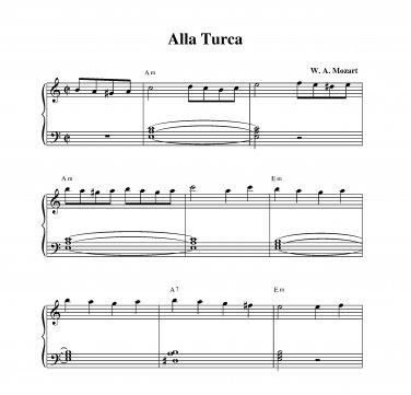 Mozart - Alla Turca