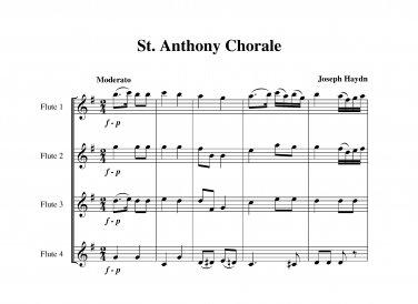 Haydn - St. Anthony Chorale