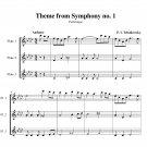 Tchaikovsky - Symphony no. 1
