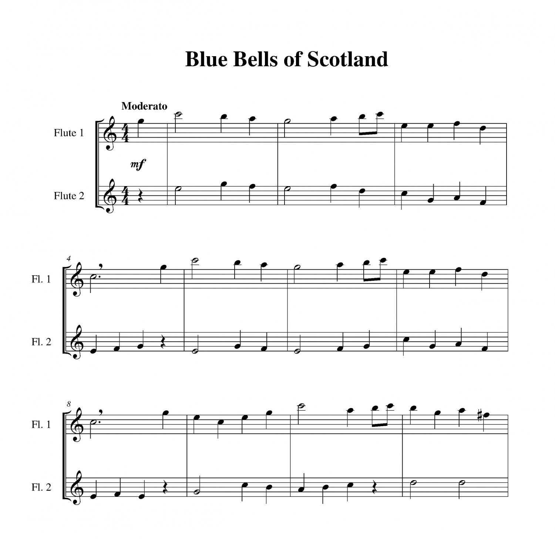 the bluebells of scotland tuba pdf