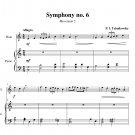 Tchaikovsky - Symphony no. 6 (Pathétique)