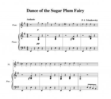 Tchaikovsky - Dance of the Sugar Plum Fairy