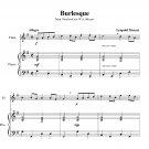 Mozart - Burlesque