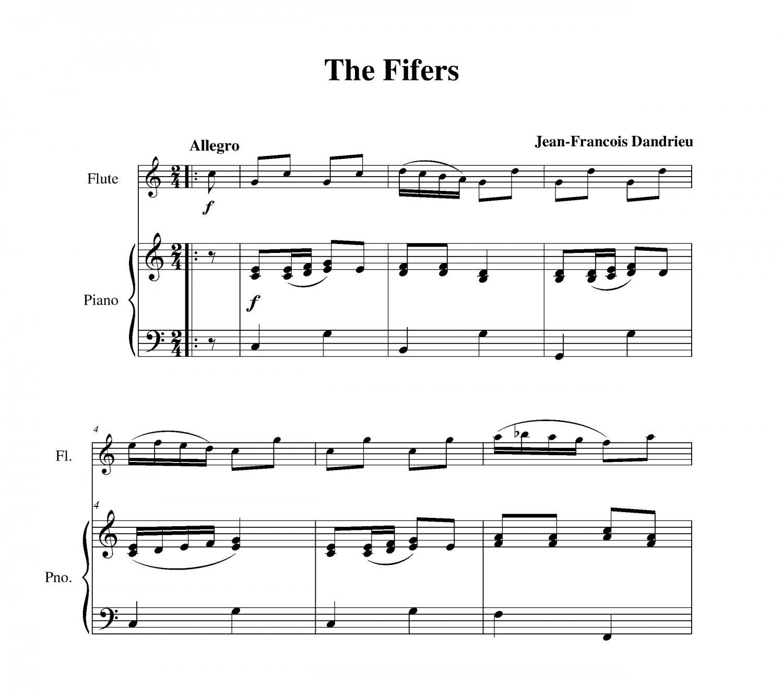 Dandrieu - The Fifers