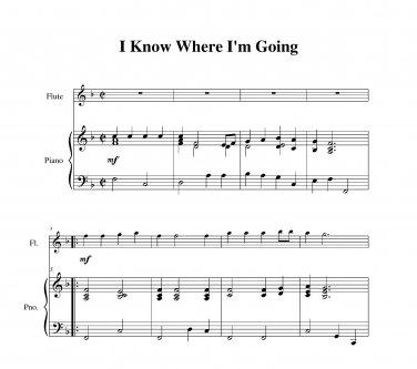 I Know Where I�m Going