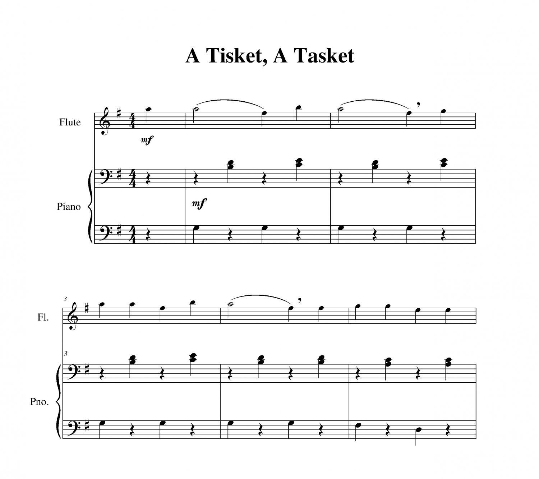A Tisket, A Tasket