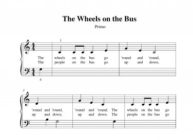Wheels on the Bus, The