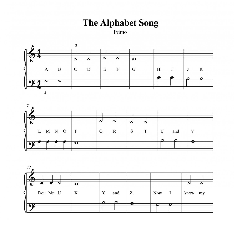 Alphabet Song, The