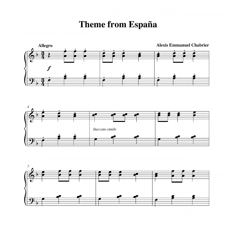 Chambier - Espagña Theme