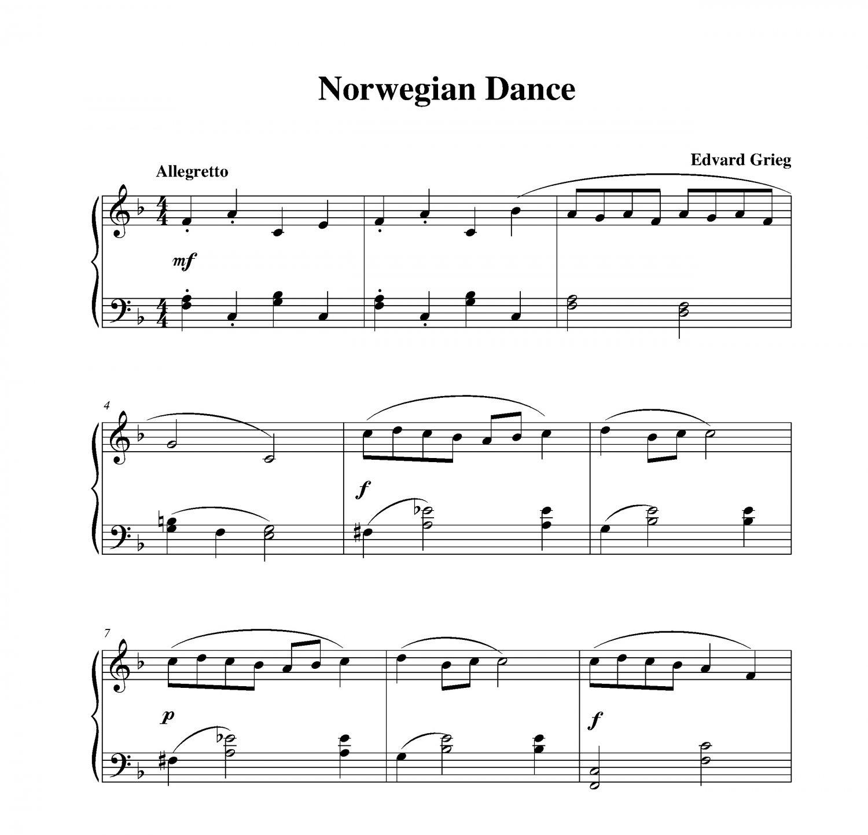 Norwegian Dance