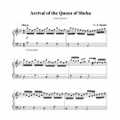 Handel - Arrival of the Queen of Sheba