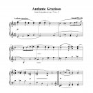 Haydn - Andante Grazioso