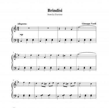 Verdi - Brindisi