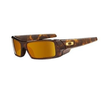 Oakley GASCAN Brown Tortoise with Bronze POLARIZED Lenses 12-855