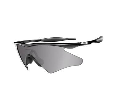 Oakley M FRAME HEATER Black with Grey Lenses 09-100