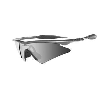 Oakley M FRAME SWEEP Smoke with Black Iridium Lenses 09-611