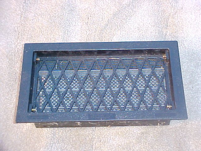 TEMP Temp Vent AUTOMATIC Foundation Vents: All Weather All Year