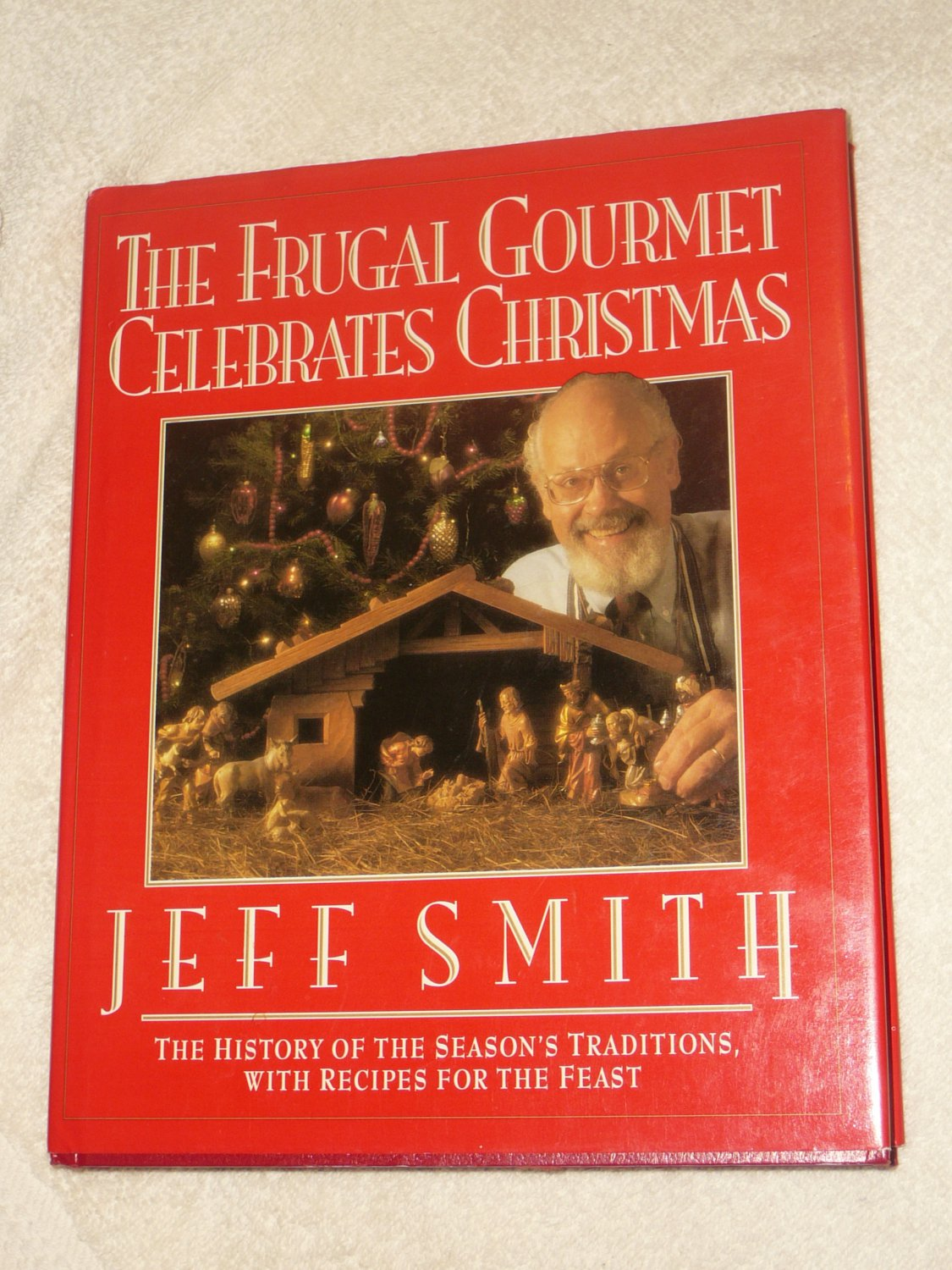 The Frugal Gourmet Celebrates Christmas