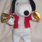 """HALLMARK SOUND & MOTION """"BELL RINGER SNOOPY"""" MUSICAL ANIMATED CHRISTMAS 2011"""
