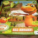 Jim Henson Dinosaur Train Board Game Pressman SEALED NEW 2010