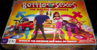 spin master battle of the sexes