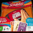 Scrabble Turbo Slam Electronic Board Card Game Hasbro SEALED NEW 2011