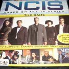 NCIS TV Show Board Game SEALED NEW 2010 Pressman 9 Original Cases