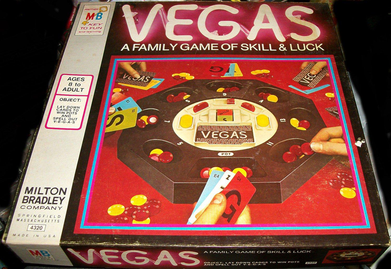vegas card game