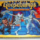 Goosebumps Shrieks and Spiders Game Card Board Complete 1995 Parker Brothers