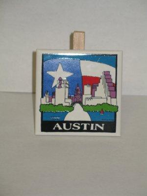 Austin Recipe Holder