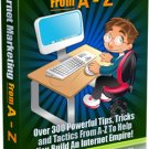Internet Marketing From A to Z eBook