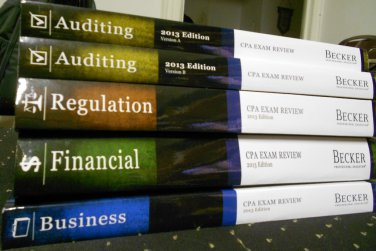 Amazon Best Sellers: Best CPA Test Guides
