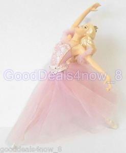 Hallmark Barbie 2001 Christmas tree Ornament Sugar Plum  doll Vintage