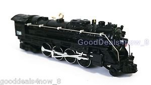 Christmas tree Ornament 2011 726 Berkshire Steam Locomotive Lionel Train engine