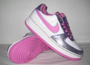 women's air force one low AF206