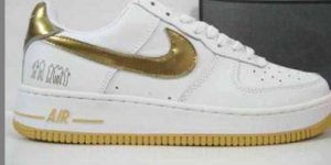 women's air force one low AF207
