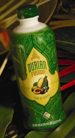 Durian Fusion - 1 bottle