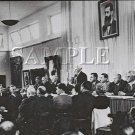 David Ben Gurion reading the declaration of independence wonderful photo still #2