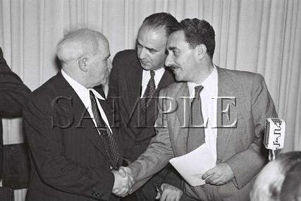 David Ben Gurion during the declaration of independence wonderful photo still #15
