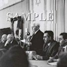 Israeli prime minister David Ben Gurion wonderful photo still #16