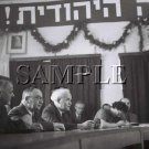 Israeli prime minister David Ben Gurion wonderful photo still #5