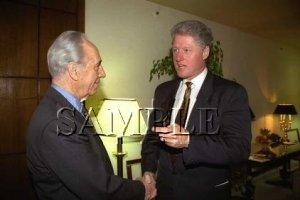 President Bill Clinton in jerusalem wonderful photo still #6