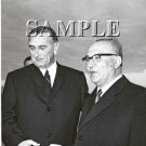Israel prime minister Levy Eshkol U.S. President johnson wonderful photo still #20