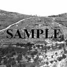 The kidron valley and the mount of olives in jerusalem and absalom's monument #2