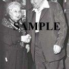 David ben gurion welcoming mrs. Angelica Balabanoff to his office in tel aviv photo #54